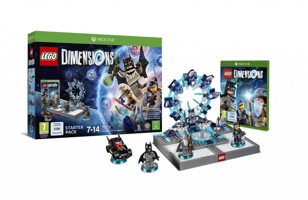 Lego Dimensions XboxOne Starter Pack kopen